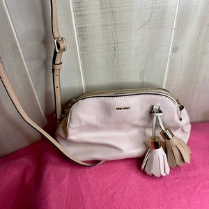 Light pink Nine West Crossbody bag